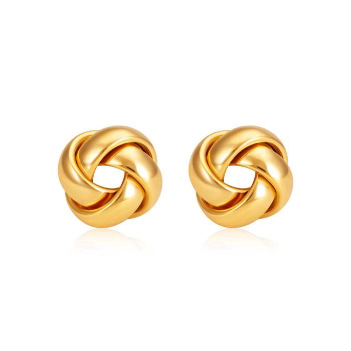 916 Luminous Gold Earrings