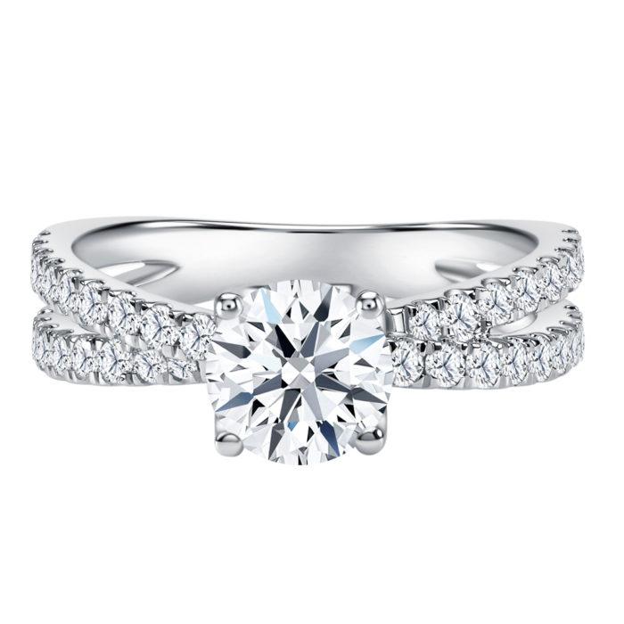 Brilliant Diamond Ring