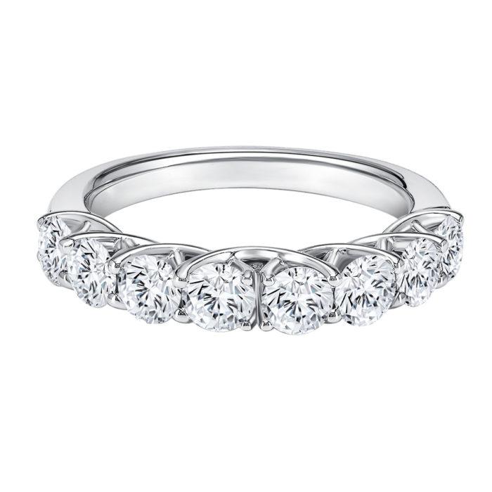 Elegant Eternity Diamond Ring